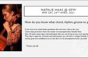 Natalie Haas: GFW Zoom Workshop